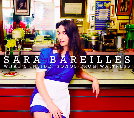 New Sara Bareilles' album is out on Nov. 6
