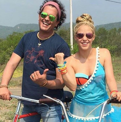 Carlos Vives And Shakira Single Will Drop This Friday