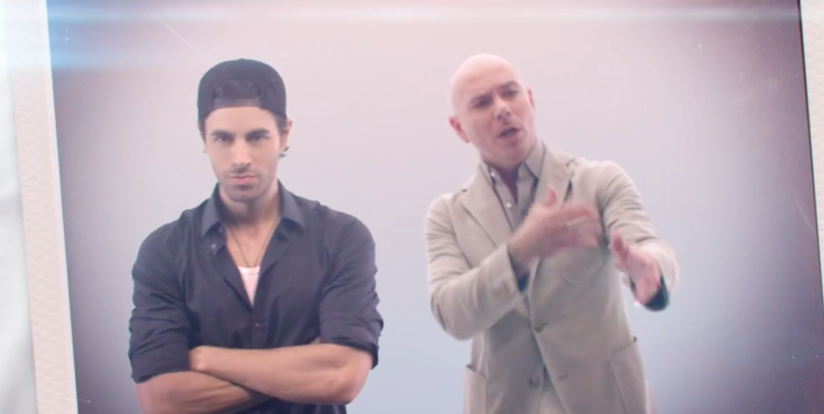 Pitbull and Enrique Iglesias Release Messin' Around Video