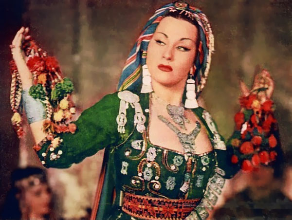 Google Celebrates Yma Sumac With a Doodle
