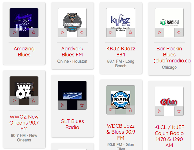 The 10 Best Blues Radio Stations