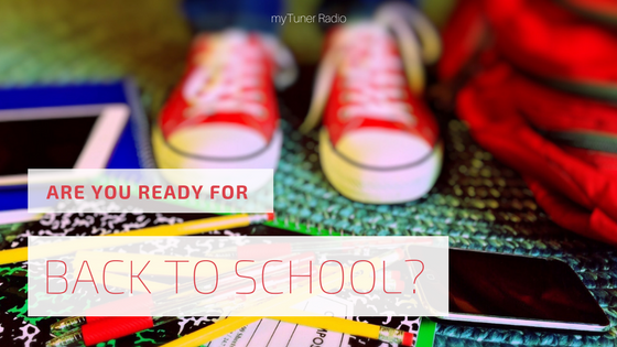 Quick Tips For Going Back to School Podcast