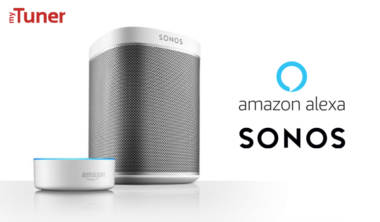 myTuner Radio 6.0.2 Now Supports Alexa and Sonos Image