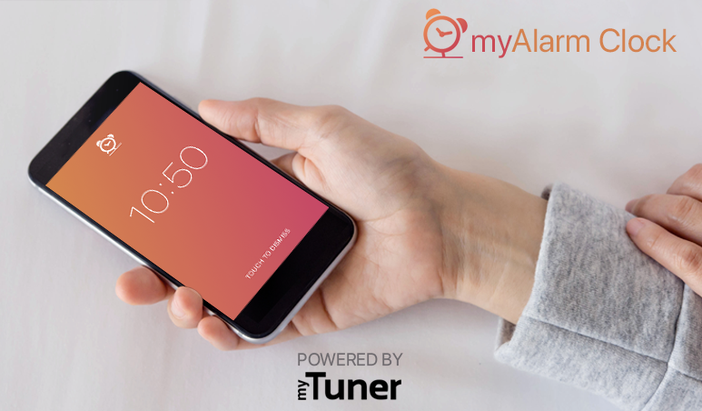 myAlarm Clock App - Customize Your Wake Up & Alarm Clock Experience Image